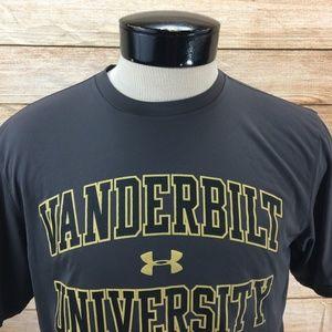 Vanderbilt University Under Armour Shirt M